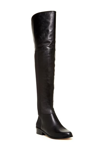 // Slink Over-the-Knee Boot