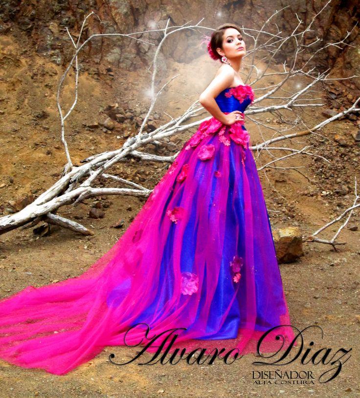 40 best Alta Costura Alvaro Díaz images on Pinterest | High fashion ...
