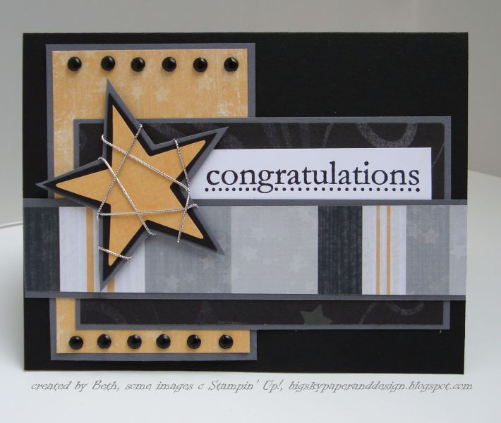 IC177, SFYTT, Congrats Grad... by bigsky - Cards and Paper Crafts at Splitcoaststampers