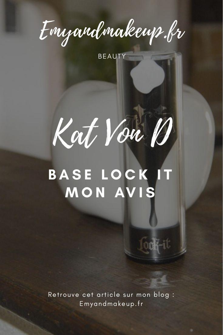 Base Lock It Hydrating Primer de Kat Von D