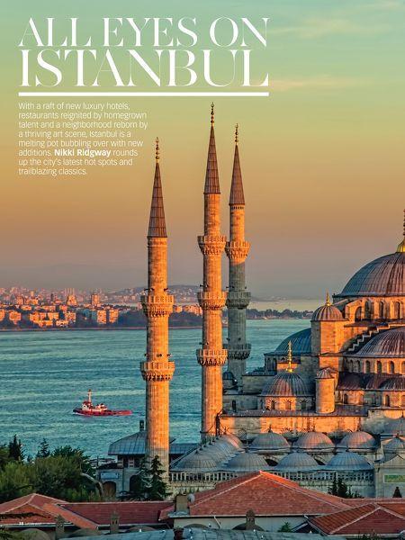 Co-founder Nikki Ridgway on Istanbul