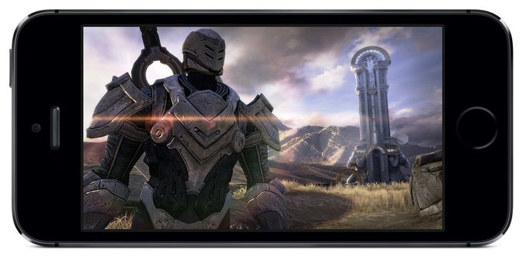 Infinity Blade III Confirmed