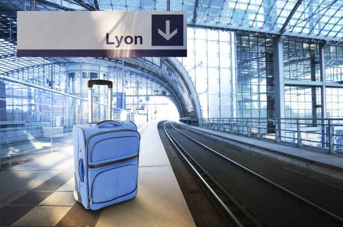 Shared Departure Transfer: Lyon Hotel to Gare de Lyon Saint-Exupéry Get to Gare de Lyon Saint-Exupéry train station from your Lyon city hotel on time and stress-free with a shared departure. Gare de Lyon Saint-Exupéry is attached to Lyon Saint-Exupéry Airport, 18 miles (29 km) from Lyon's city center. Book this shared transfer for polite and efficient service from central Lyon to the station. Transfer service is available 24 hours a day, 7 days a week. For a convenient...