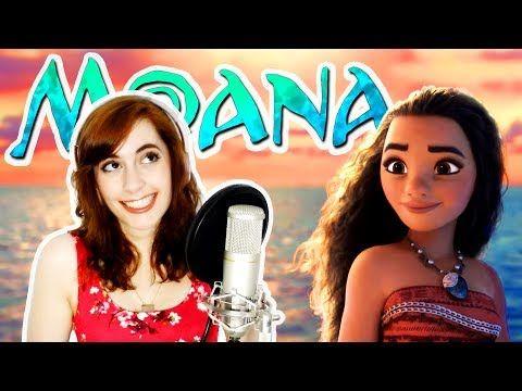 155-Moana - How Far I'll Go (Cat Rox cover) - YouTube