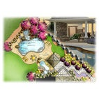 Contempory Design meet Natural Beauty - contemporary - site and landscape plan - new york - Harmony Design Group