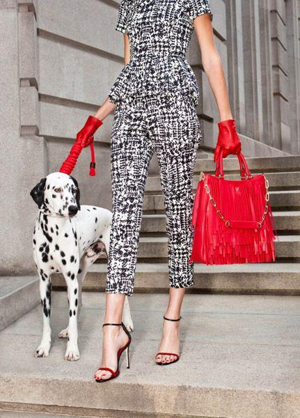 «Собачья» коллекция сумочек от Carolina Herrera - SHOPPINGFASHION.RU