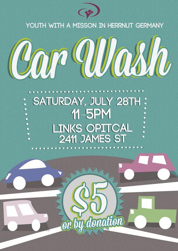 Car Wash on Behance