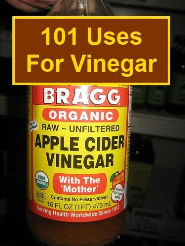 We have covered how useful vinegar is previously, but today we are going to demonstrate JUST how useful and versatile vinegar is, by giving you 101 uses for it… The 101 uses are broken down into the following categories: cleaning, laundry, health & beauty, home…