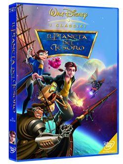 Prezzi e Sconti: Il #pianeta del tesoro  ad Euro 15.99 in #Disney #Media dvd e video animazione