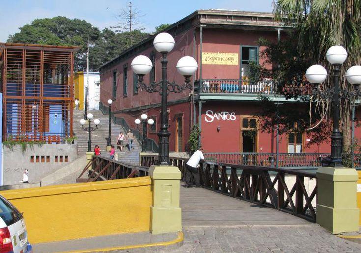 Que hacer en Lima Barranco