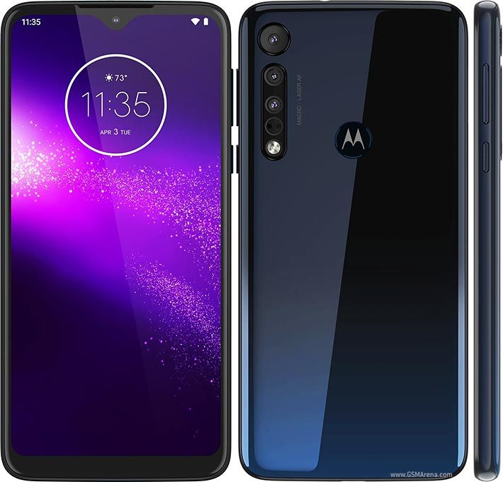 Motorola One Macro Dual Sim 4g 4gb Ram 64gb Rom Space Blue With 1 Year Official Warranty Price Rs Buy Now Https Www Sh In 2020 Motorola Phone Motorola Dual Sim