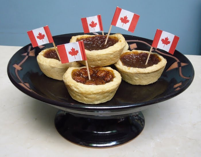 Canada: butter tarts, one of our national foods