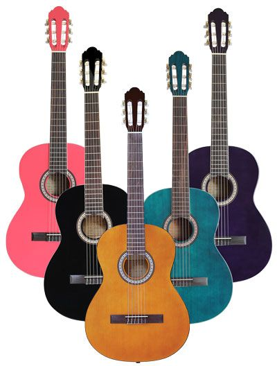 Guitar for kids – Acoustic Or Electric? The Largest Presumption For Choosing A Guitar For Kids Is They ought to start out on a classical guitar.   There is a very good motive for this, but it's not always accurate. What type of guitar do you think is best for kids to learn with? http://xtremeinnov8tion.com/guitar-for-kids #guitarforkids