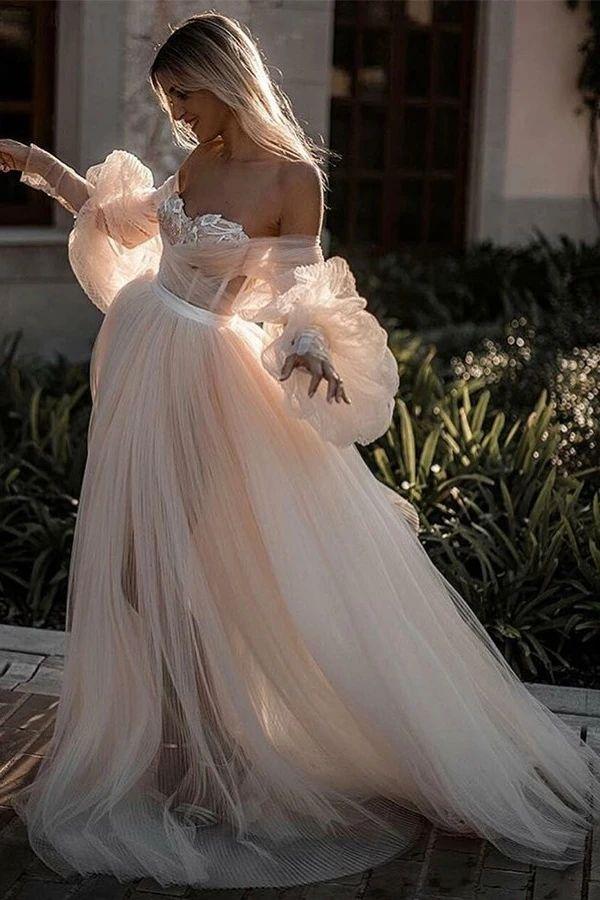 Backless Wedding Dresses   Classic Backless Wedding Dress