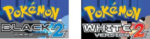 Pokémon Black Version 2 and Pokémon White Version 2