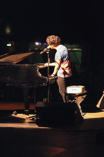 Jamie Cullum at V Fest 2013
