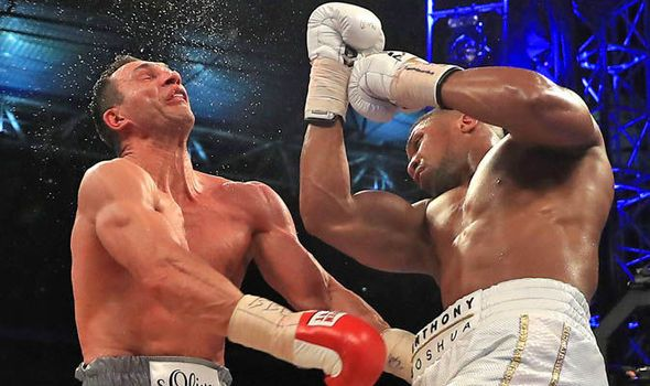 Mike Tyson: Anthony Joshua is the new king of the heavyweight division after Klitschko win