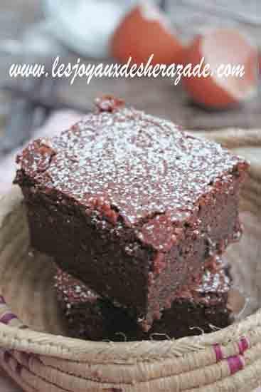 Fondant au chocolat & mascarpone