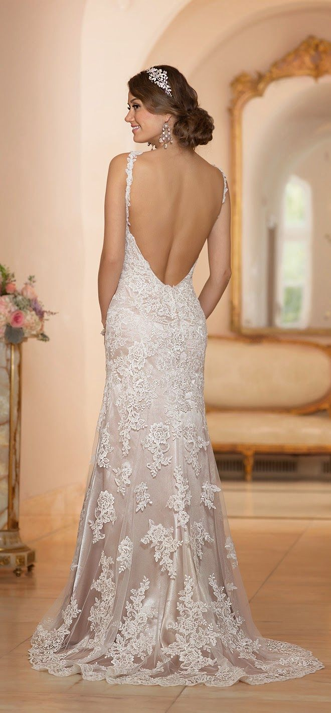 Stella York Spring 2015 Bridal Collection