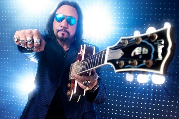 kiss reunion tour new jersey   Ace Frehley