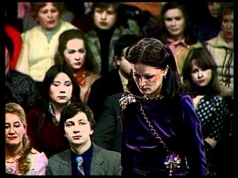 София Ротару  Ожидание Песня - 1980
