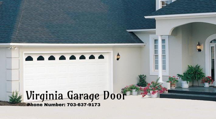 Garage Door Repair Chantilly Garage Door Styles Garage Doors Garage Door Installation