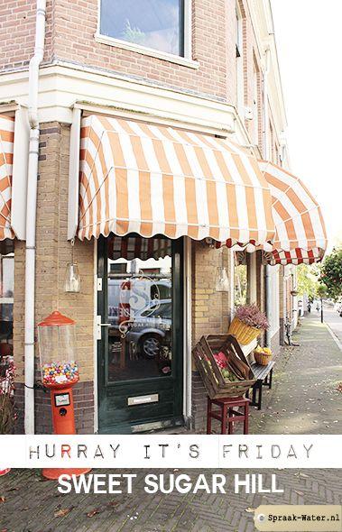 Vintage bakery Sweet Sugar Hill Klarendalseweg 376 Modekwartier Arnhem The Netherlands via Spraak-Water.nl