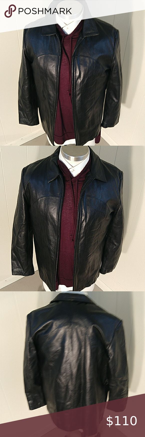 Wilson Leather Pelle Studio Jacket in 2020 Wilsons