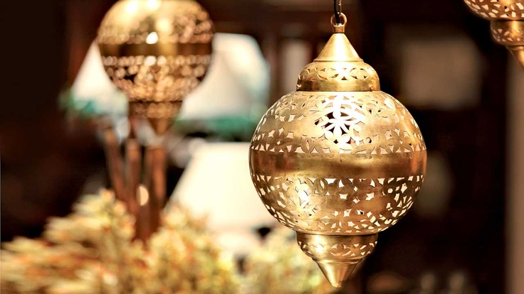 SHARDA HOME: oriental lighting