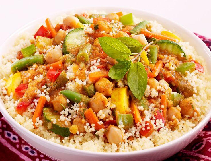 Nos 50 recettes de plats uniques | Legumes couscous ...