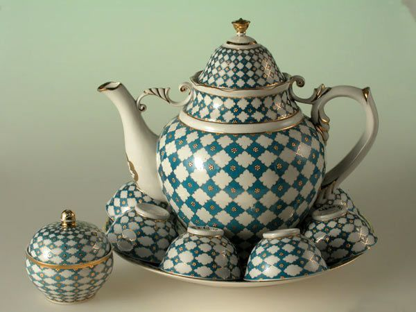 beautiful tea sets 15