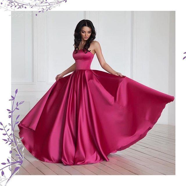 """""""Платье которое сочетает в себе сразу два тренда этого года! Сегодня, как никогда, очень популярны пустые атласные платья и цвет марсала 😍 Невестам на заметку: данная модель платья также есть в белом цвете и в айвори 💖 ------------------------------------ #fairytale4you"""" by @fairytale4you. #eventplanner #weddingdesign #невеста #brides #свадьба #junebugweddings #greenweddingshoes #destinationweddingphotographer #dugunfotografcisi #stylemepretty #weddinginspo #weddingdecor #weddingstyle…"""