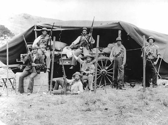 This Day in History: Dec 11, 1899: The Battle of Magersfontein http://dingeengoete.blogspot.com/