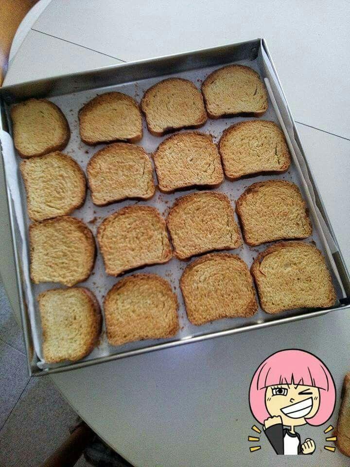 Fette biscottate con lm