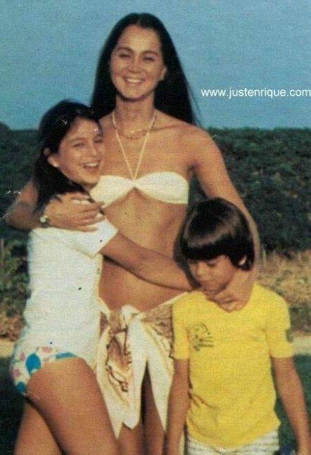Enrique Iglesias Sister Chabeli | The Other 2 from the day!