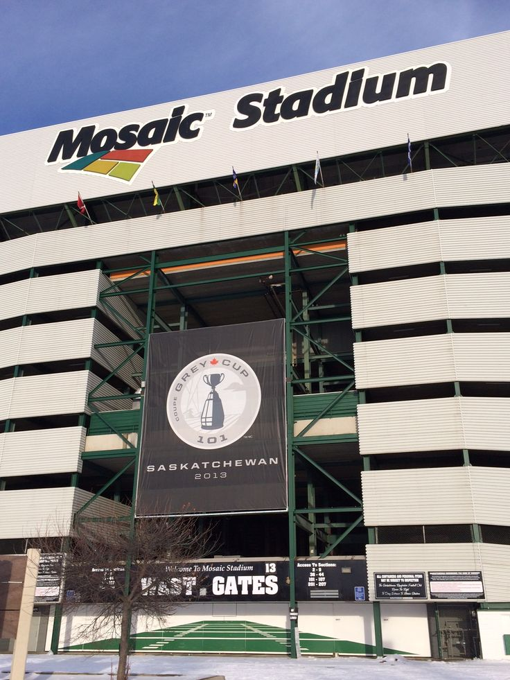 Dec 27, 2013. Construction on new stadium in Regina will begin in 2014 to replace Mosaic Stadium at Taylor Field historic home of the Saskatchewan Roughriders.