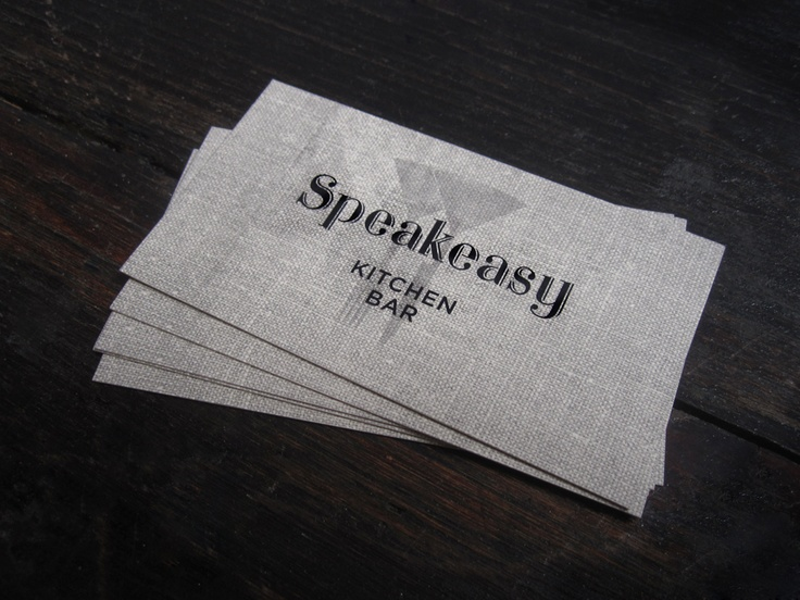 Speakeasy Kitchen Bar, South Yarra
