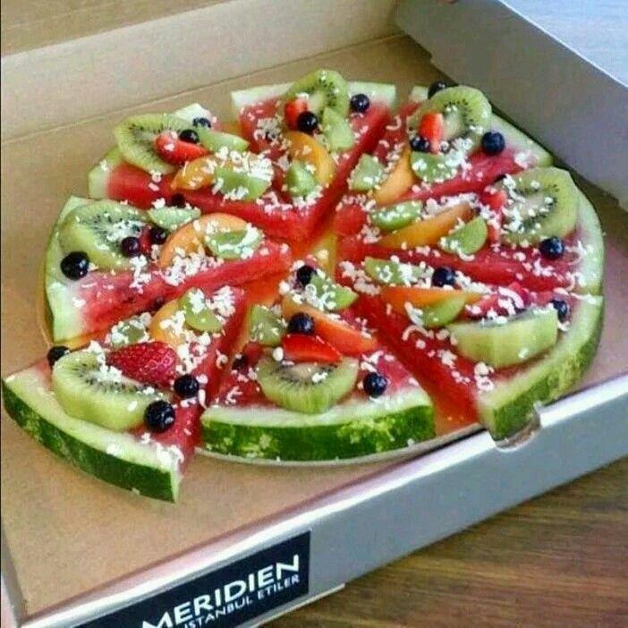 Sandia pizza