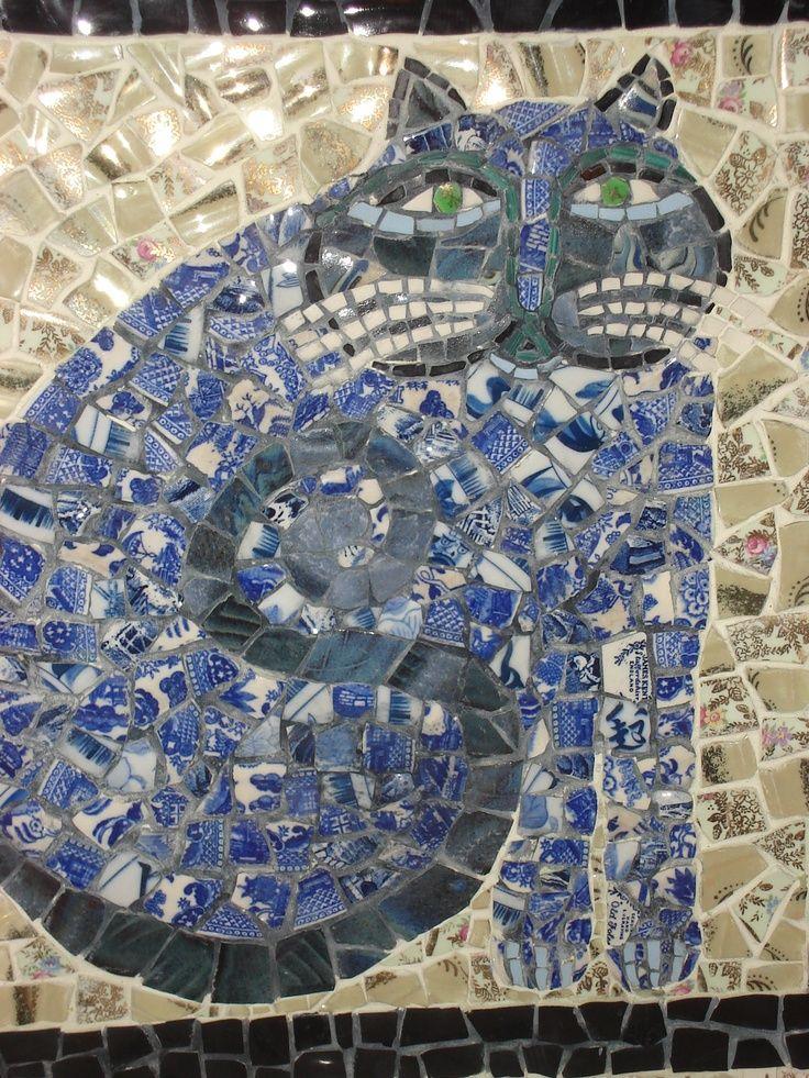 2091 best mozaika images on Pinterest | Mosaic art, Mosaic and ...