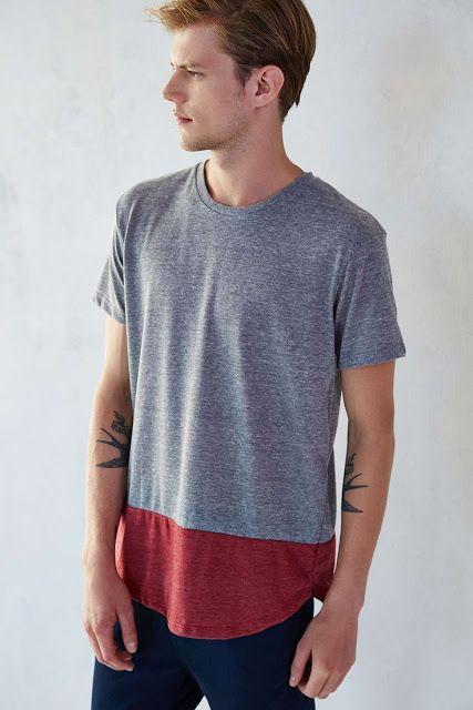 Macho Moda - Blog de Moda Masculina: As Camisetas Masculinas em alta pra 2016                                                                                                                                                      Mais