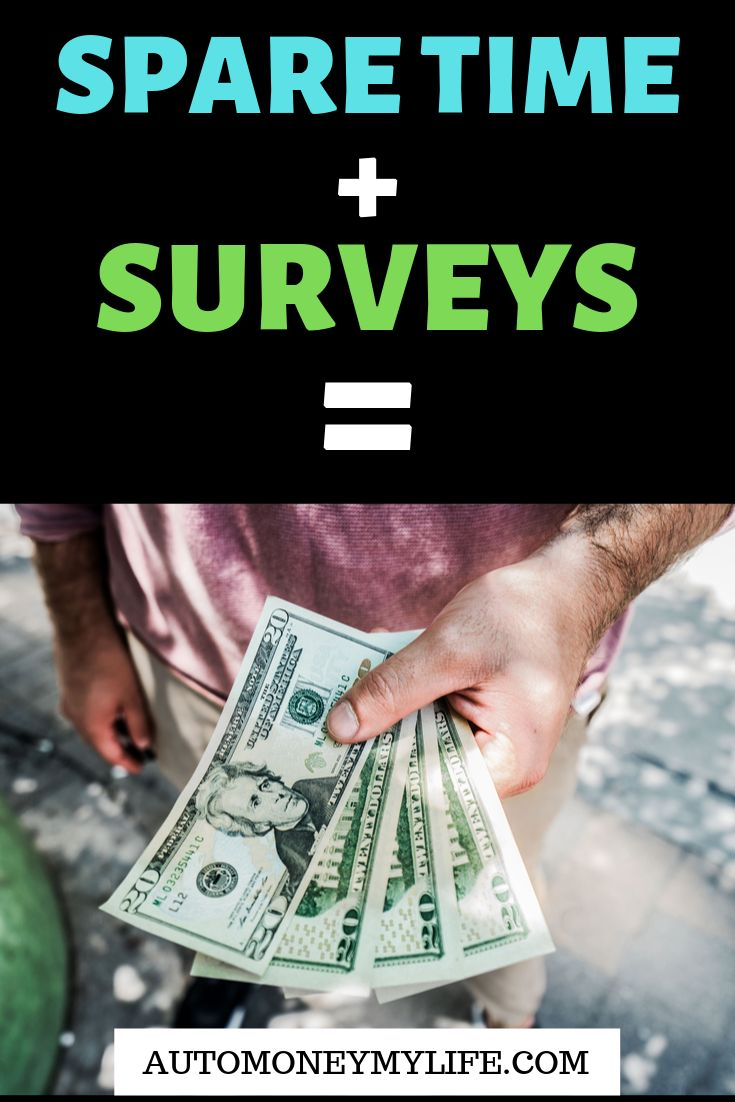 Get Cash In Your Spare Time With Surveys