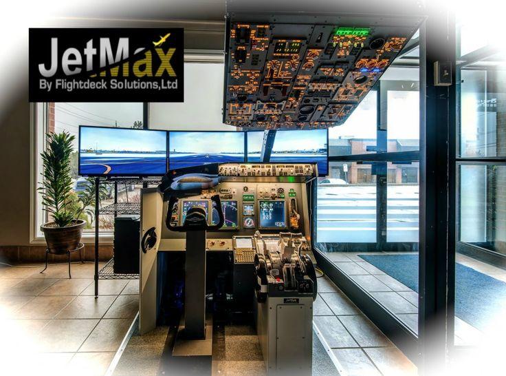 flygcforum.com ✈ JETMAX By FLIGHTDECK SOLUTIONS ✈ A Flight Sim that will not break the bank ✈
