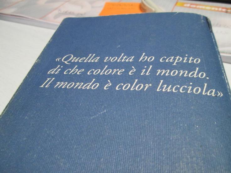"""""""Color Lucciola"""" di Chiara Gamberale"""