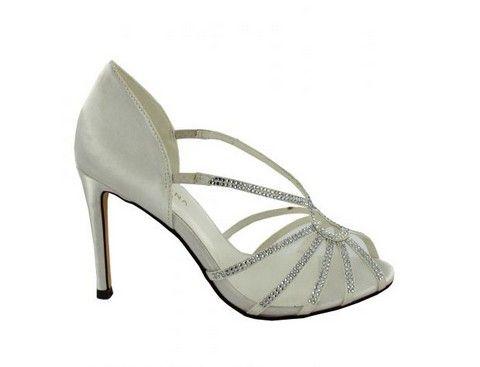 Svadobné topánky Menbur Maribel svadobný salon valery