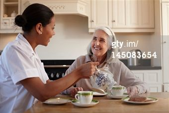 Carers Pictures & Stock Photos | Getty Images