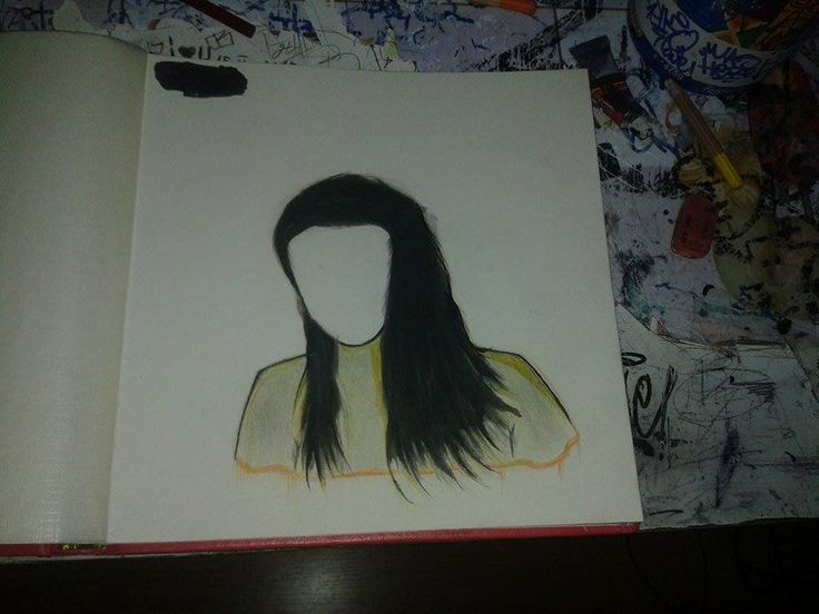 """""""Enigmatic woman""""- attempts Sketch book"""