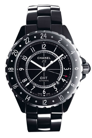 Keeping Time: Chanel Watch    #GetGraphic