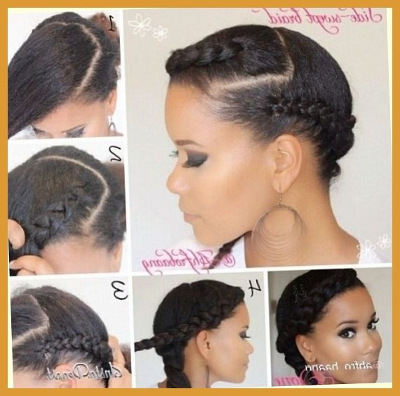 Different Ways To Style Your Natural Hair Get Your Sizzelle On With Protective Styles For Shor Natural Hair Styles Short Relaxed Hairstyles Braided Hairstyles