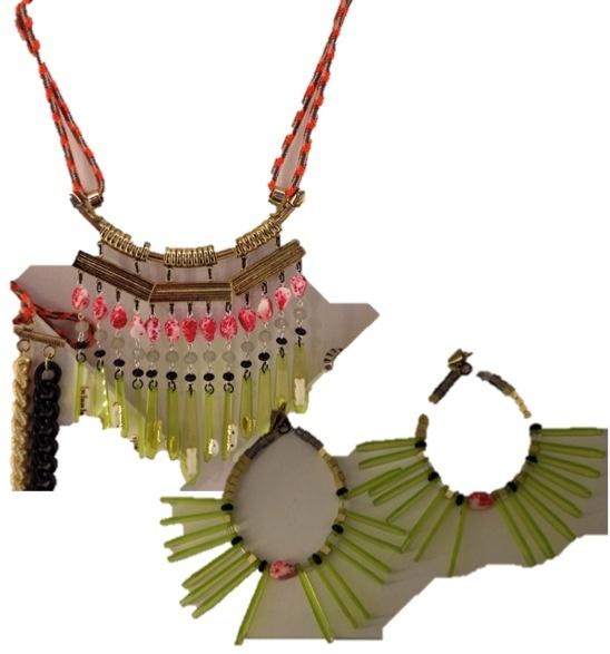 Topshop ss2103 adorn london jewellery trends blog