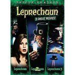 Leprechaun - Triple Feature (DVD, 2008, 3-Disc Set) Jennifer Aniston